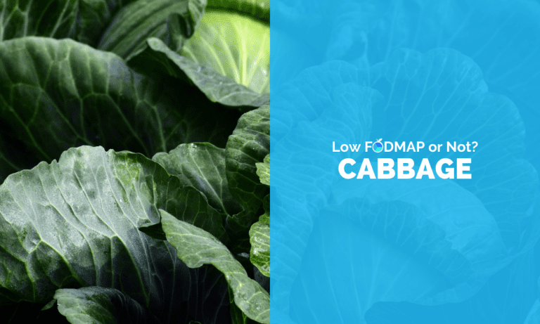 Is Cabbage Low FODMAP