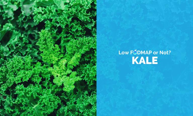 Is Kale Low FODMAP