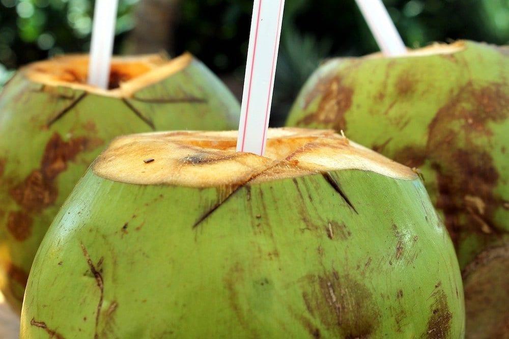 Low FODMAP Coconut Water