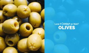 Are Olives Low FODMAP